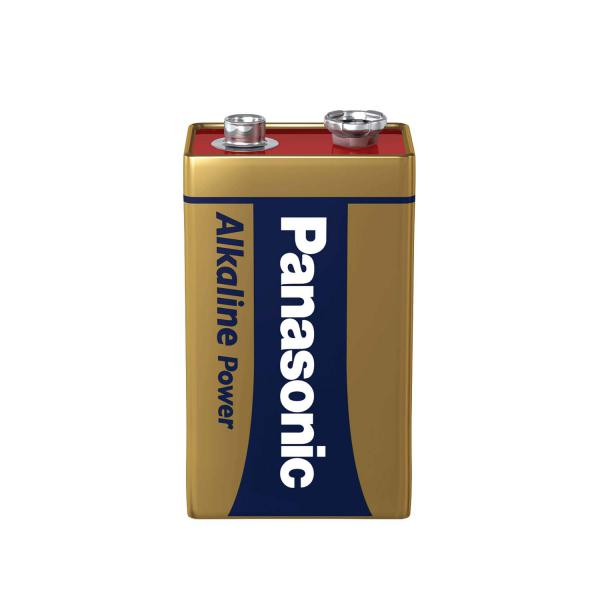 ALKALINE POWER - 9V - single battery