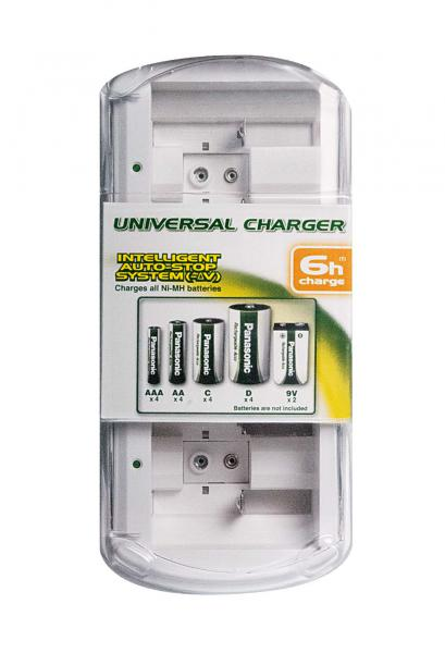 CHARGERS - Universal - blister pack