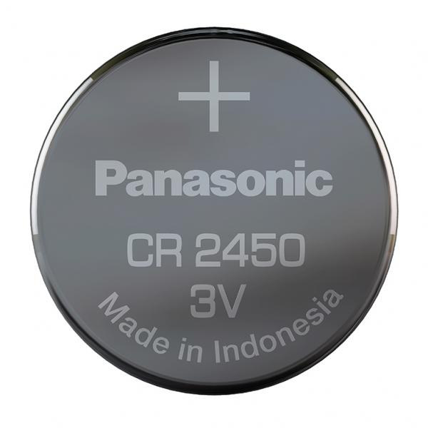 COIN LITHIUM - CR2450 - single battery