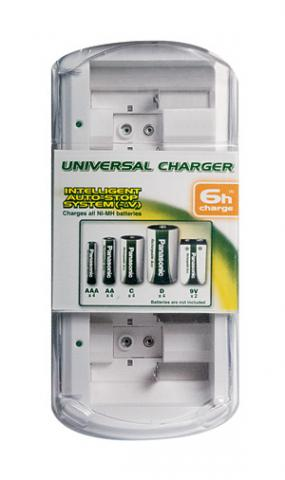 Product ImageBQ-CC15E/1B charger clam blister