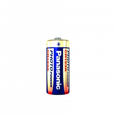 ModelCR-123 Cylindrical Lithium