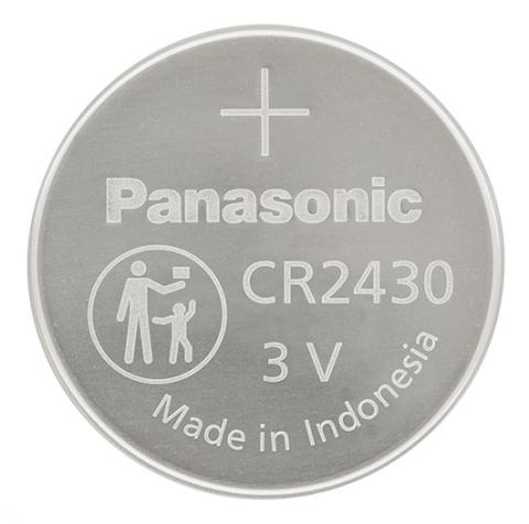 Model CR2430 Coin Lithium