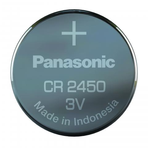 Model CR2450 Coin Lithium