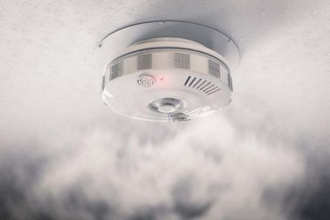 Lifestyle appliance image Smoke Detector