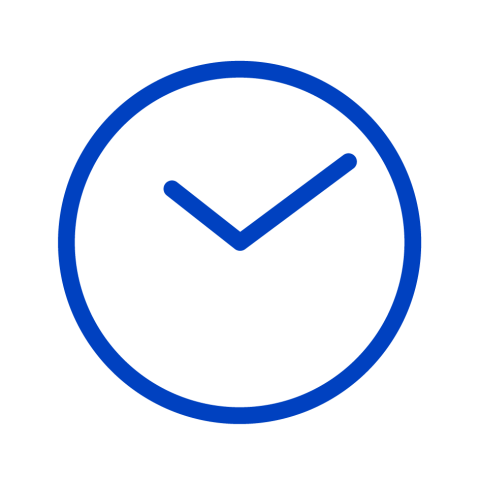 Suitable for clock icon