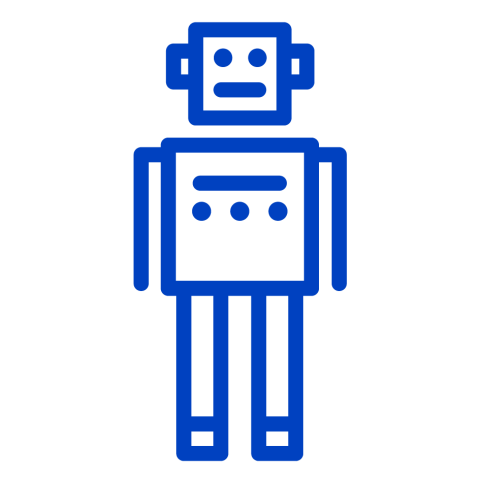 Suitable for robot icon